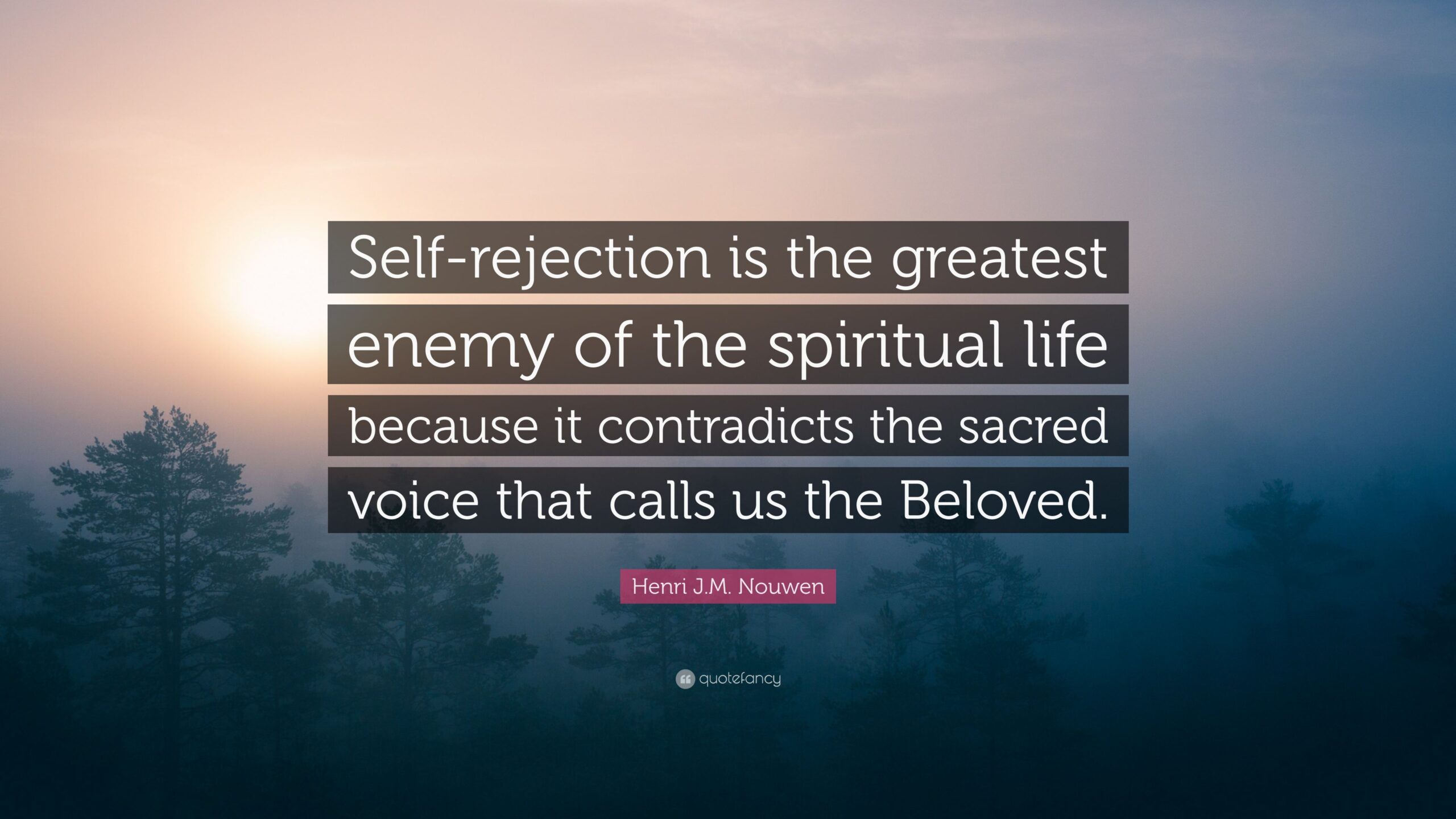 self-rejection